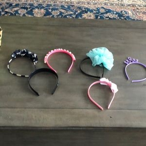 Other - 6 headbands for girls
